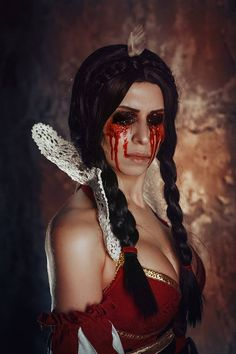 Philippa Eilhart cosplay by Elena Samko // You can support her cosplays https://www.patreon.com/elenasamko