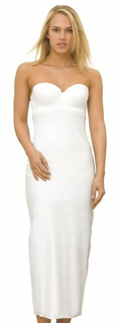 QT Intimates Long Slip   ADVICE FOR WEDDING DRESS UNDERGARMENTS   Creme  Bralee The Blog