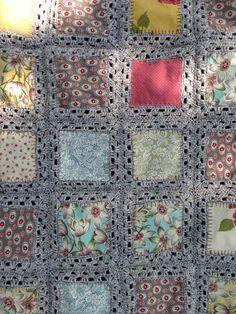 Lillian's Stitches: Fusion Blanket