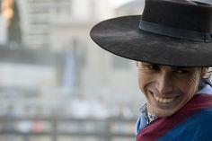 gaucho style = gaucho smile   photo j.sinclair