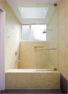 small tubs shower combo | Deep Soaking Tub Freestanding | Bathroom ...