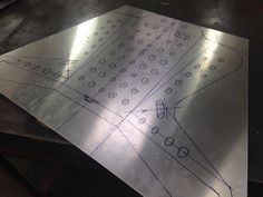 Sheet marked out for the miniature Ali bucket seat Automotive Upholstery, Car Upholstery, Metal Art Projects, Metal Crafts, Soap Box Derby Cars, Bomber Seats, Sheet Metal Art, Metal Shaping, Car Chair