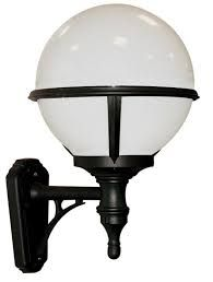 Ball Form Outdoor Wall Light | Beautiful Chandeliers