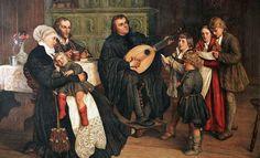 Musik: Martin Luther & ideas on worship/music