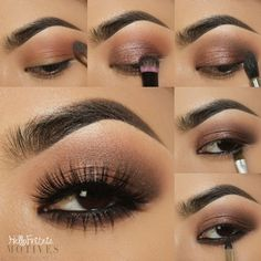 Motives by Loren Ridinger is a trusted name in makeup, skin care, and body care. Smokey Eye Makeup Tutorial, Eye Makeup Steps, Makeup Tips, Beauty Makeup, Hair Makeup, How To Do Eyeshadow, Eyeshadow Makeup, Simple Eyeshadow Looks, Beautiful Eye Makeup