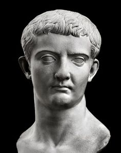 Part I. Tiberius (42 BC - 37 AD) He was the older son of Livia and Tiberius Claudius Nero, her first husband. Tiberius held a succession of important office and provincial commands at a very young age. He married Vipsania, Agrippa's daughter, but divorced her to marry Julia - daughter of Augustus - which proved a mistake that both acknowledged. In 6 BC, he went into voluntary exile on Rhodes, for ten years.