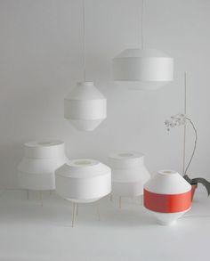 Kikomo Lamps by Renaud Thiry