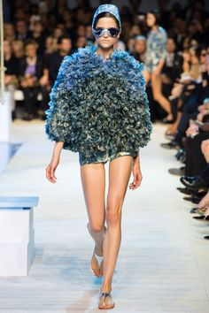 Moncler Gamme Rouge Spring 2013 RTW - Review - Collections - Vogue