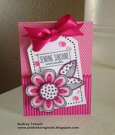 Pretty in Pink | Flickr - Audrey Pink Ink Originals