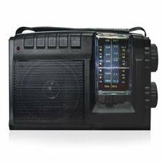 Wind-Up FM//Weather Radio//LED Flashlight Mitaki-Japan® FREE SHIPPING