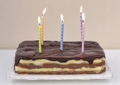 receta de tarta de galletas maría Chocolate Sweets, Galletas Chocolate, Cupcakes, Spanish Food, Yummy Cakes, Birthday Candles, Frosting, Deserts, Cooking