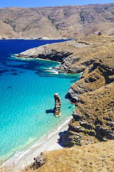 13 Underrated Places You Must See in Europe Beautiful Islands, Beautiful Places, Wonderful Places, Places To Travel, Places To See, Europe Places, Andros Greece, Wanderlust, Greece Travel
