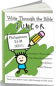Write through the Bible