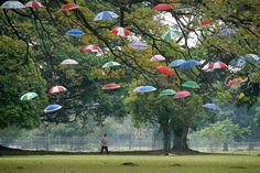 Wisata Bogor Dekat Stasiun Kereta Bogor, Golf Courses, Garden Ideas, Painting, Art, Art Background, Painting Art, Kunst, Paintings