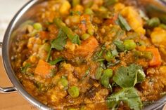 Vegetable Dahl Recipe-1
