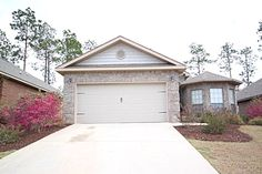 Homes for Sale in Stone Brook of Spanish Fort AL. including all active listings, property details, and photos for Stone Brook real estate. Spanish Fort Al, Garage Doors, Real Estate, Homes, Stone, Outdoor Decor, Home Decor, Houses, Rock