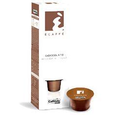 10 CAPSULE CAFFITALY SYSTEM È CAFFÈ CIOCCOLATO