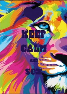 KEEP CALM AND sex