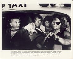 "Museum of Modern Mythology and Pop Culture - ""Escape from New York"" publicity still"