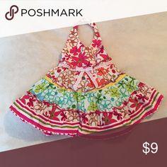 Halter dress Colorful halter dress Baby Beri Dresses Casual