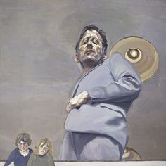 Excellent Article 'TOP TEN SELF PORTRAITS IN ART' click the picture, then click it again to go to the article. Reflection With Two Children (Self-Portrait) (1965) by Lucian Freud. Photograph: Mondadori via Getty Images