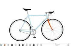 Dani Foffa har en cykelkonfigurator.