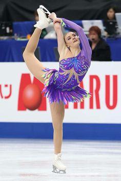 世界選手権・女子SP