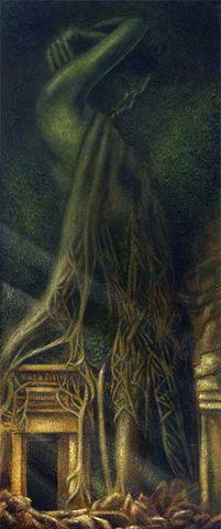 Druid ~ DOUGLAS A SIRIOIS