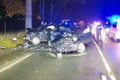 Unfall Velbert – Mit Opel auf die Gegenfahrbahn geraten und mit Mercedes kollidiert