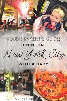 How to get the most out of NYC& foodie scene with a baby in tow. Toddler Travel, Travel With Kids, Family Travel, Baby Travel, Family Trips, Us Travel Destinations, Travel Deals, Travel Tips, Travel Hacks