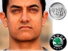 Skoda India has signed up as the official partner (Sponsor) of Bollywood actor Aamir Khan's debut television show Satyamev Jayate.