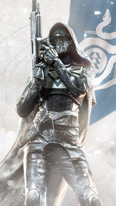 Destiny 2 - Hunter smartphone wallpaper