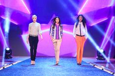 Design by Ambr Perley via my favorite show, Fashion Star! Love the tops