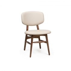 The timber backrest wraps around this chair as the wings of a butterfly. A comfortable and understated design, it has become a favorite for contract projects worldwide.