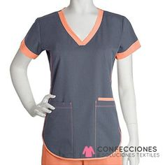Uniform Advantage offers a vast assortment of medical scrubs and uniforms that are comparable to both Lydia's & Tafford uniforms. Cute Nursing Scrubs, Cute Scrubs, Scrubs Outfit, Scrubs Uniform, Scrubs Pattern, Doctor Scrubs, Medical Scrubs, Scrub Tops, Costume