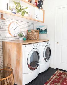 Paso a paso para crear un cuarto de lavado lowcost