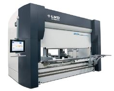 Press Brake integrates automated tool changer unit