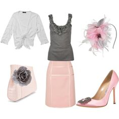 pretty in pink !!! Love this!!!