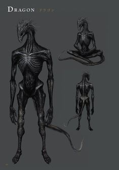 View an image titled 'Dragon Art' in our Dark Souls III art gallery featuring official character designs, concept art, and promo pictures. Dark Souls 3, Soul Saga, Elemental Magic, Beast Creature, Dark Thoughts, Monster Design, Creature Concept, Dark Fantasy Art, Medieval