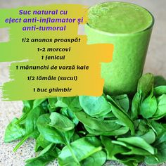 Healthy Smoothies, Smoothie Recipes, Health Snacks, Dental Health, Summer Drinks, Cancer, Health Fitness, Herbs, Fruit
