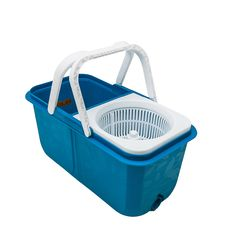 Easy Selling Hot Trending Blue New Design Housekeep Equipment Car 360 Easy Mop Spin Mop, Cleaning Items, Plastic Laundry Basket, Kitchen Utensils, News Design, Housekeeping, Clean House, Car, Blue