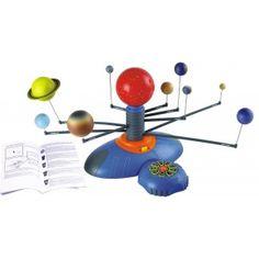 juguete educativo sistema solar