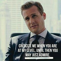 Suits is over, But these 56 Harvey Specter quotes will forever motivate you Wisdom Quotes, Quotes To Live By, Me Quotes, Motivational Quotes, Inspirational Quotes, Qoutes, Harvey Specter Quotes, Suits Quotes Harvey, Suits Harvey