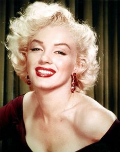 Such an icon, Marilyn Monroe