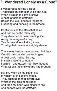 William Wordsworth Quote | Quotes | Pinterest | William wordsworth ...
