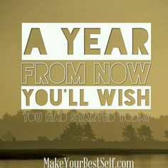 Start today!! Www.makeyourbestself.com