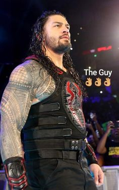 Mmmmmmm Roman Reigns is sexy as hell ❤ i would  2 go out 2 dinner wit him someday #MyFavoriteWrestler #TheBestInTheWorld