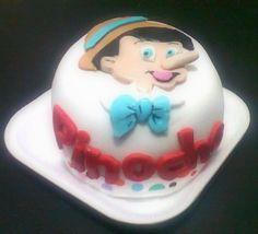 Mini cake Pinocho