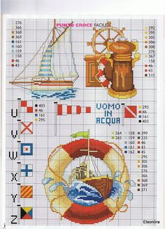 Gallery.ru / Фото #53 - RAKAM - KIM-2 Cross Stitch Sea, Cross Stitch Boards, Cross Stitch Flowers, Counted Cross Stitch Patterns, Cross Stitch Designs, Cross Stitch Embroidery, Christmas Embroidery Patterns, Perler Beads, Cross Stitching