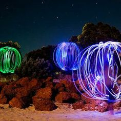Photo Tip of the Week: How to Paint with Light